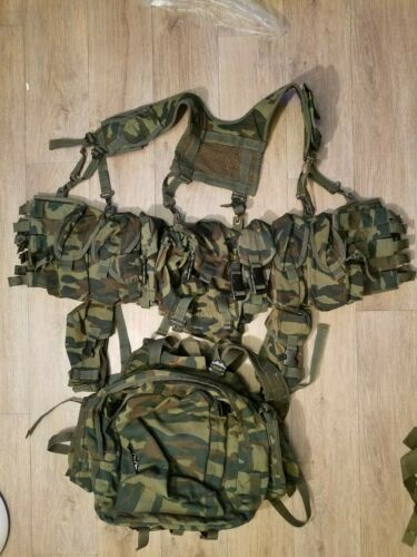 6sh104 Russian army Special forces  tactical vest