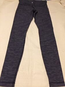 Lululemon Tights, size 6 (fit more like a 4)