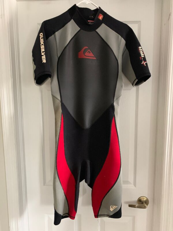 Quicksilver SYNCRO Hyper Stretch Wetsuit Size Large/52