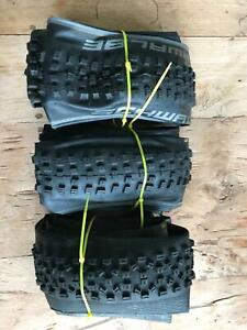 Used Schwalbe Mountain Bike Tyres