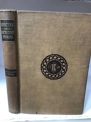 Library of the Worlds Best Mystery and Detective Stories 1908 Julian