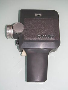Camera-Ancienne-Movex-Automatic-Collection