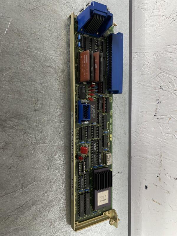 Fanuc A16B-1810-0010 Pc Circuit Board 3rd Axis Card 04A Cnc Milling Machine