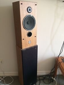 4 speakers with subwoofer