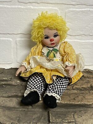 Charisma Marie Osmond Tiny Tot Rag A Muffin Doll Lemon Meringue