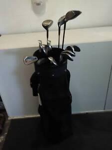 PGF Golf club set with bag