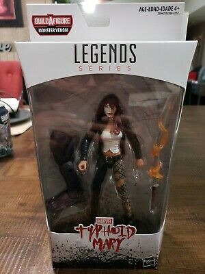Marvel Legends Spider-Man Venom Typhoid Mary Venom BAF New 2017
