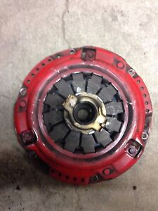 Stage 2 clutch for 02 -07 civic 1.7l