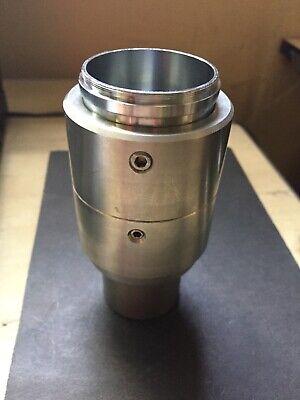 Spot Imaging Diagnostic Instruments Microscope Camera Adapter 37mm X 42mm Thread