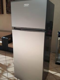 FRIDGE S/STEEL SIMPSON 390L