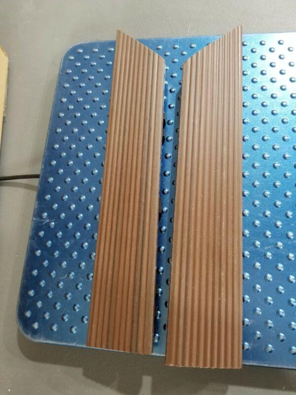 1/6 ft. x 1 ft. Quick Deck Composite Deck Tile Inside Corner Fascia 2 pieces RW