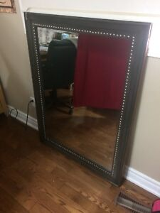 Brand new large mirror (In box)