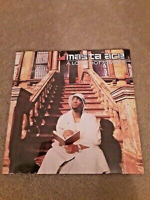 MASTA ACE A Long Hot Summer 2x LP NEW Orange COLORED VINYL