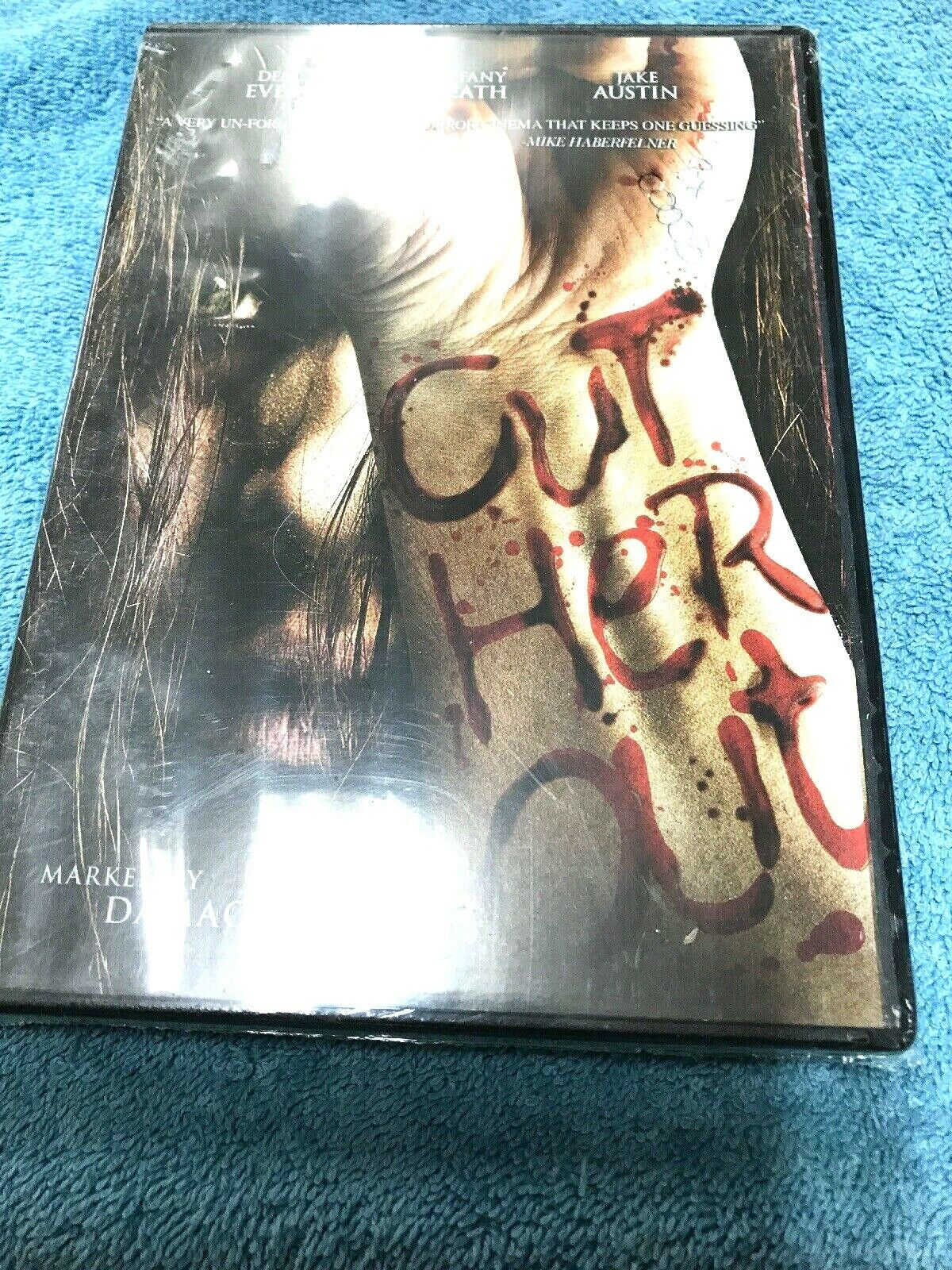 CUT HER OUT-CUT HER OUT DVD Movie NEW SEALED Danielle Baker Ted Jonas  - $9.97