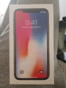 iPhone X 256GB Space Grey - Brand New North Lakes Pine Rivers Area Preview