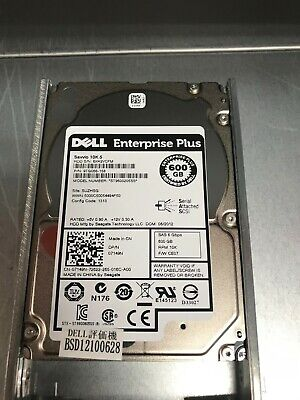 DELL 600GB 10K SAS HDD (DP/N: 07149N)