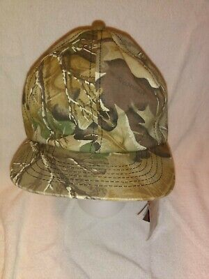 BROWNING REALTREE LADIES OLIVE SIERRA CAMO WOMENS HUNTING HAT CAP NEW WITH TAGS
