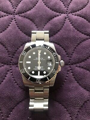 Staniless Steel Submariner Watch