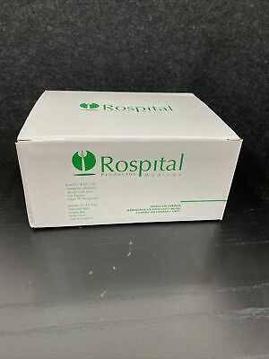 1ml Syringe Sterile With Luer Slip Tip And 58 Needle - 100 In A Box