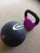 Medicine Ball & Kettle Bell Belrose Warringah Area Preview