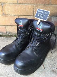 boots- safety