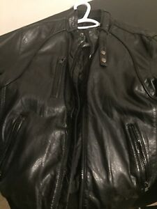 Leather Jacket from England
