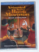 Animated Book of Mormon DVD