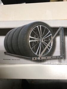 Wall Mount Tire Rack - New In Box