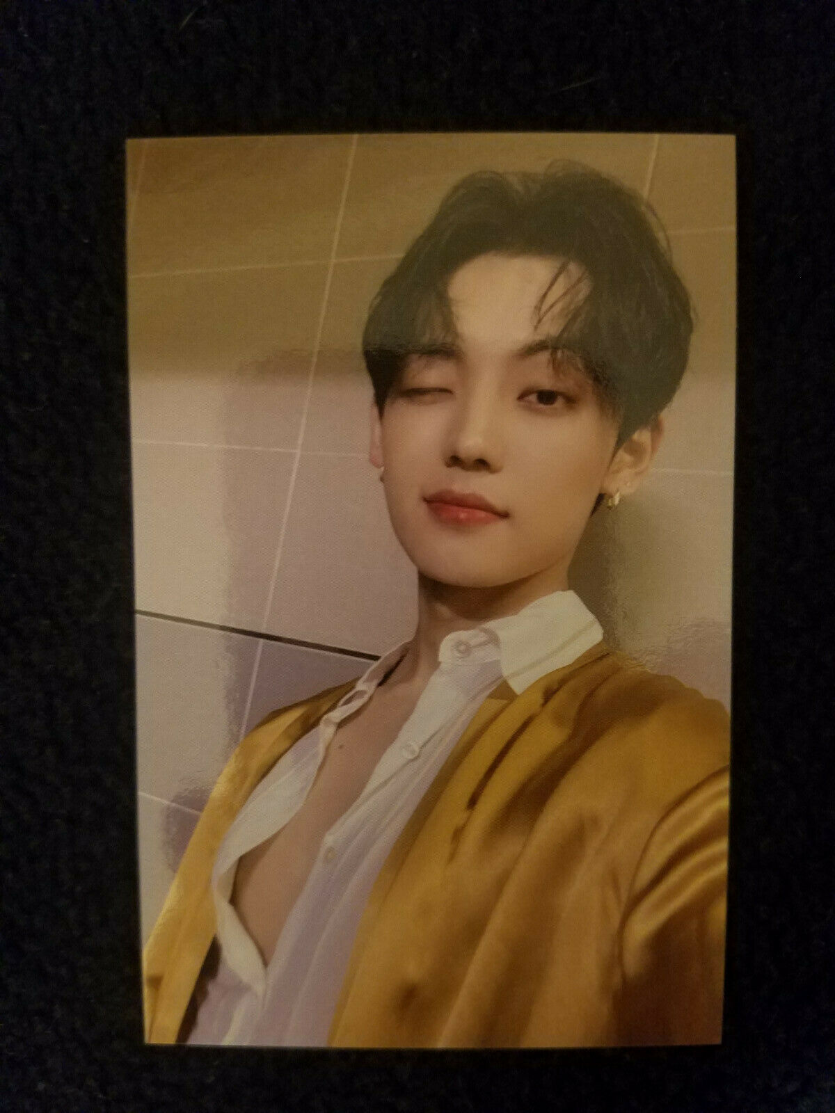 A.C.E HJZM The Butterfly Phantasy Chan Official Photocard - $12.00