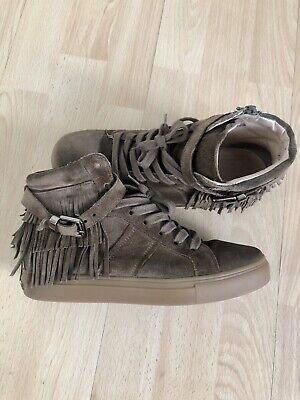 Kennel & Schmenger Suede Boots/trainers Size 4