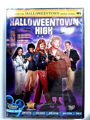 NEW HALLOWEENTOWN HIGH DISNEY (DVD, 2005) FREE SHIPPING