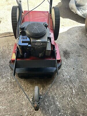 Shanks Cassini Rough Cutter Mower