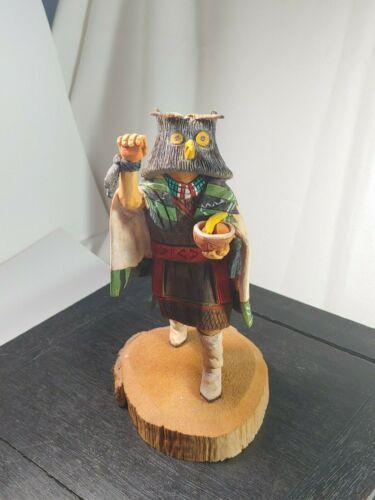 A. Naha Owl Kachina