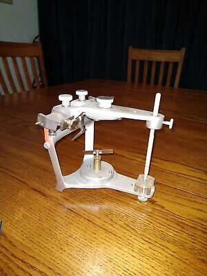 Whipmix Model 22002240 Articulator And Quick Mount Face-bow