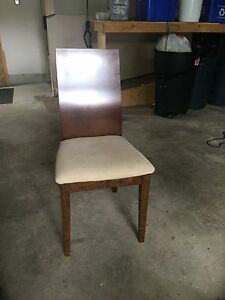 4 kitchen table chairs