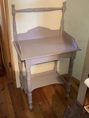 Painted wooden washstand Bathroom Stand