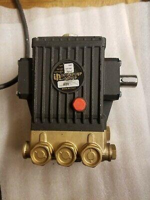 Interpump Model W99 Pump Pressure Washer Jet Wash 3.43 Gpm 1450 Rpm 1450 Psi