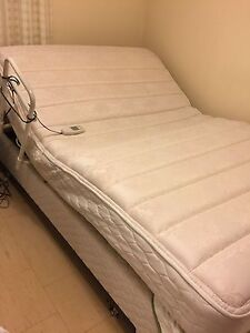Double Adjustable Bed