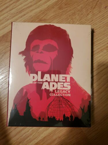 Planet Of The Apes Legacy Collection Blu Ray - $35.00