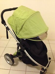 Steelcraft Strider Compact and baby capsule Werribee Wyndham Area Preview