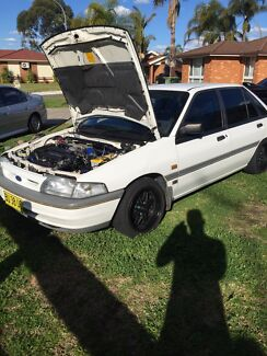 1993 Ford Laser Turbo 1.8l Erskine Park Penrith Area Preview