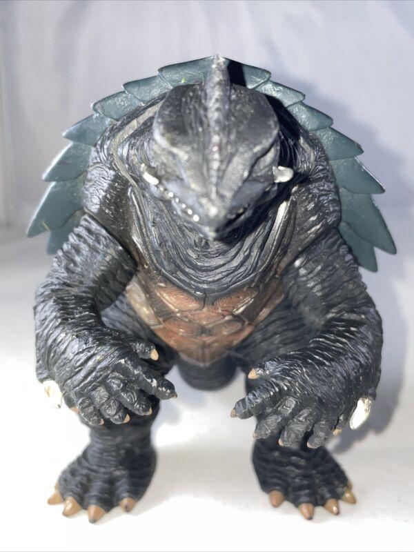 "2005 Bandai Japan 1999 Gamera 6"" soft vinyl figure sofubi kaiju - Godzilla"