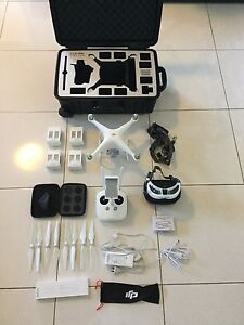 DJI Phantom 4 Ultimate Package Aberglasslyn Maitland Area Preview