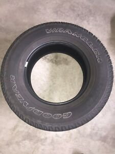 All season tires for Jeep Wrangler