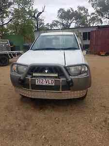 2008 Mitsubishi Triton 3L 4x4 Automatic Townsville Townsville City Preview