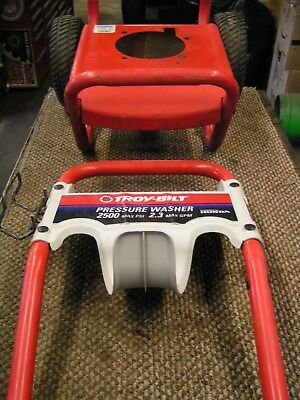 Troybiltbpp 2500psi Pressure Washer Cart W Upper Handle - Model020296-01