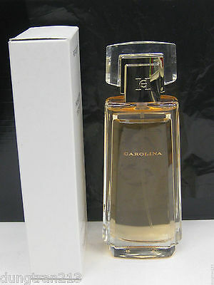 Carolina By Carolina Herrera 3 4 Oz 100 Ml Eau De Toilette Spray New Women 2003