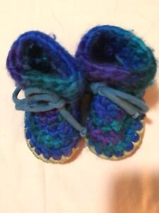 Padrig Booties  Fits 12 Months  $10.00