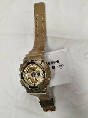 Usado, Casio G-Shock GA100-1A1 Wrist Watch for Men - Gold comprar usado  Enviando para Brazil
