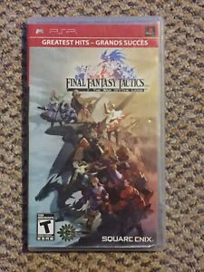 Final fantasy tactics psp for sale or trade